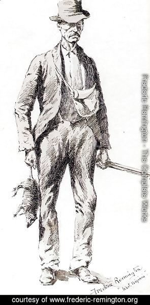 A Native Sportsman