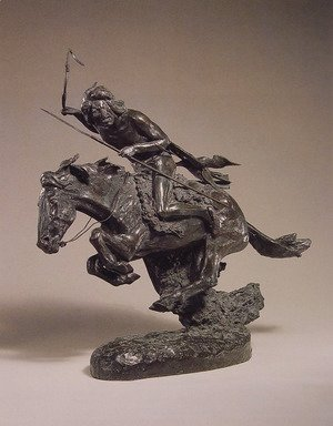 Frederic Remington - The Cheyenne I