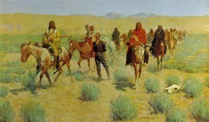 Frederic Remington - Missing