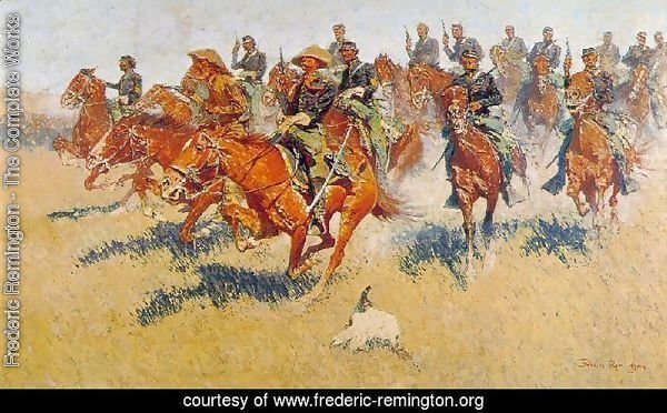 The Cavalry Charge