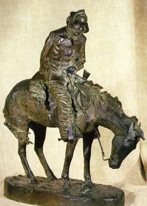 Frederic Remington - The Norther