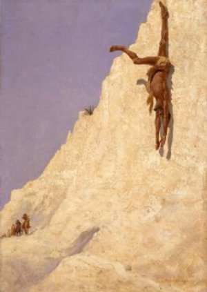 Frederic Remington - The Transgressor 1891